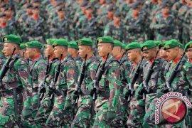 Barut Apel Bersama TNI-Polri dan Satpol