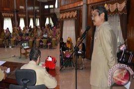 BKD Banjar Gelar Sosialisasi Disiplin Pegawai