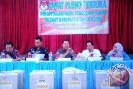 KPU Tanah Bumbu verifikasi berkas syarat Bacaleg