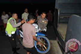 Polisi Bireun Amankan 25 Motor Balapan Liar