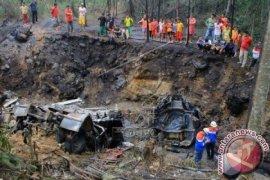 Kecelakaan Truk Pertamina Diduga Rem Blong