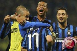 Inter Milan Hantam Cagliari 5-1