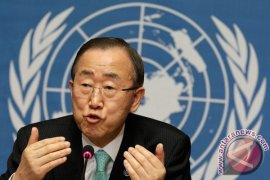 Sekjen PBB: agama mesti jadi jembatan antar-manusia Page 1 Small