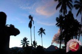 Aktivitas Gunung Soputan Mulai Menurun