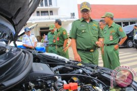 Pemeriksaan Kendaraan Dinas