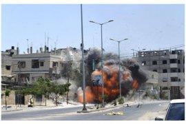 Pejuang Gaza lancarkan  serangan roket ke Israel