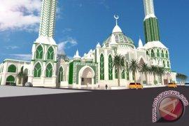 Masjid Agung Medan Direncanakan Terbagus Di Asia