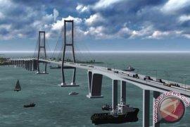 Tidak ada perubahan titik jembatan tol Penajam-Balikpapan