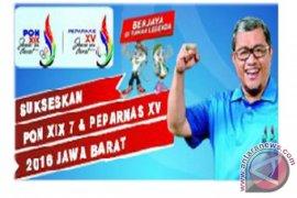 Penyelenggaraan PON XIX Prestasi Jabar di 2016