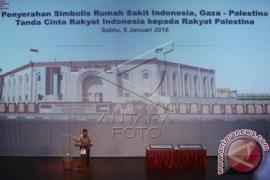 RS Indonesia Resmi Diserahkan kepada Palestina
