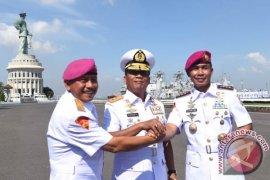 Sertijab Tiga Komandan Lantamal