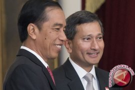 Presiden Jokowi tegaskan hubungan baik RI-Singapura