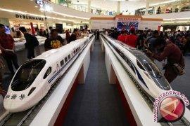Kereta Cepat Jakarta-Bandung Diintegrasikan ke LRT dan MRT