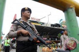Polisi Khusus Ditempatkan Di Mal Bekasi