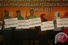 Masjid Binaan STAIN Pamekasan Raih Penghargaan Nasional