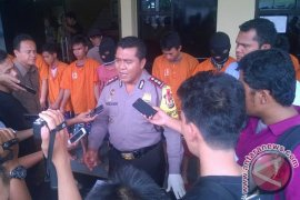 Polres Bengkulu bekuk 10 pelaku pencuri motor