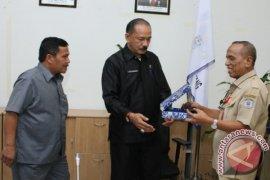 DPRD Solok Belajar Pencapaian WTP ke Bontang