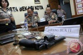 Polresta Bekasi Tangkap Enam Pelaku Begal