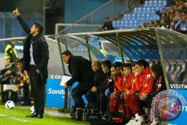 Simeone minta UEFA ubah aturan gol tandang