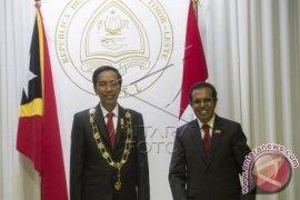 Presiden Dianugerahi Bintang Jasa Tertinggi Timor Leste