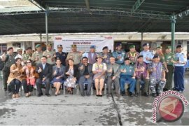 KRI dr Soeharso Tiba di Timor Leste