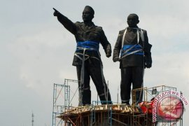 Patung enam mantan Presiden Indonesia dipameran
