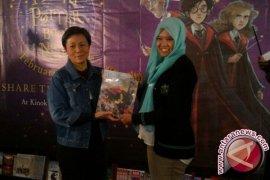 Indonesia Ikut Rayakan Malam Buku Harry Potter
