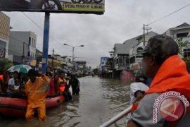 Kadin Babel Renovasi Rumah Korban Banjir