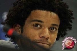 Bek Real Madrid Marcelo Mengalami Dislokasi Bahu