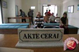 Perceraian di Kota Jambi didominasi cerai gugat