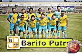 Barito benamkan PSIS Semarang 4-1