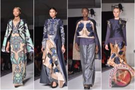 Batik Kudus menembus Pekan Mode New York 2016