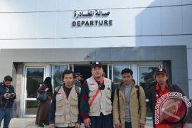 "Relawan Mer-C Lalui 20 ""Chekpoint""  Keluar Gaza"