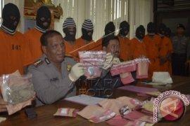 Polresta Denpasar Tangkap 15 Pengedar Narkotika