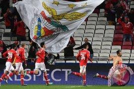 Gol Jonas antar kemenangan Benfica atas Zenit