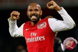 Thierry Henry Memprediksi Laga Arsenal vs Barcelona