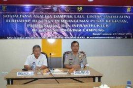 Lampung Antisipasi Dampak Kemacetan Lalu Lintas