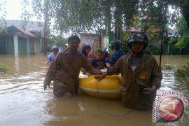 Ratusan Rumah Di Karawang Kembali Terendam Banjir