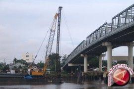 Pemprov Inventarisasi Jembatan Besi di Bangka Tengah