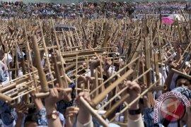 Angklung ikut meriahkan Festival Budaya Dunia