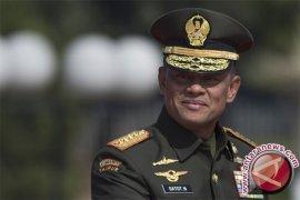 Panglima TNI Apresiasi Kinerja Satgas Tinombala