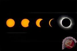 Gerhana Matahari Total Terlihat Dari Silaut