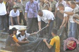 Gubernur Gorontalo Dorong Petani Budidayakan Udang Vaname