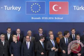 Berita dunia - Pejabat : EU harus tambah dana pengungsi Suriah di Turki