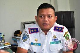 Pendapatan retribusi Pelabuhan Benuo Taka Penajam menurun