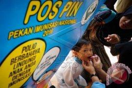 1.660 Pos PIN Bekasi Berikan Vaksin Polio