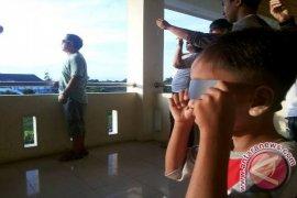 Gerhana matahari teramati 34 menit di Bengkulu
