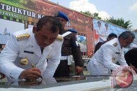 Pemkot Bekasi Resmikan Enam Proyek Infrastruktur 2015