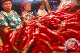 Harga cabai di Jambi naik Rp6.000