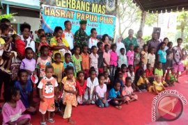 Pemkab Sarmi evaluasi Program Gerbangmas Hasrat Papua